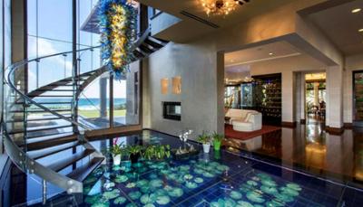 Descubre las 3 casas más lujosas alrededor del mundo - acqua