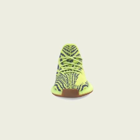 YEEZY BOOST 350 V2 Semi Frozen en color amarillo, gris acero y rojo disponibles el 14 de diciembre - adidas-1-yeezy-boost-350-v2-semi-frozen
