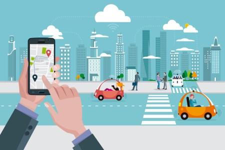 4 de cada 10 internautas mexicanos utilizan un servicio de transporte por app