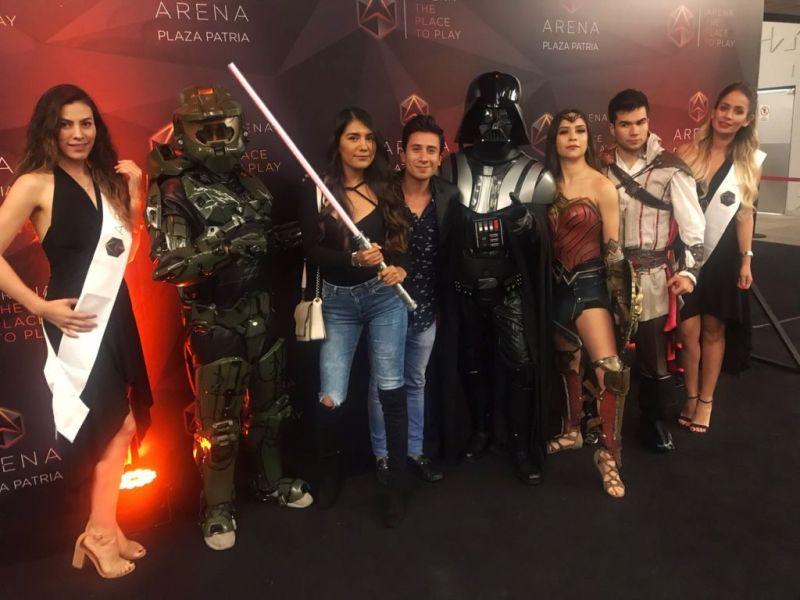 ARENA, la mejor experiencia de Videojuegos llega a Guadalajara - arena-guadalajara_img_0013-800x600