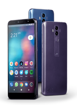 TRIVIA: Participa y ¡Gana el nuevo smartphone AURA Ultra de STF mobile! - aura-ultra-smartphone
