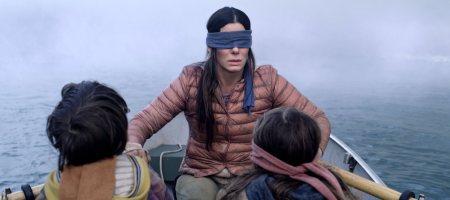 «Bird Box» de Netflix ha sido vista por más de 45 millones de usuarios