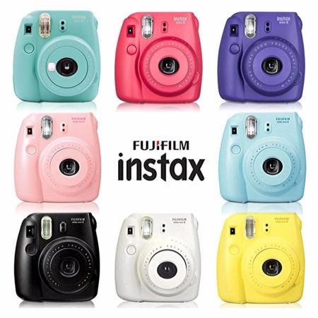 Los 10 productos más deseados en estas fiestas - camara-instantanea-fujifilm-instax-450x450