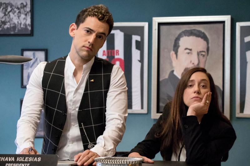 Estrenos de Netflix en enero 2019 que no puedes perderte - club-de-cuervos_-temporada-4