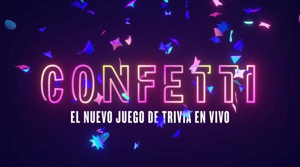 Confetti México, el juego de trivia de Facebook Watch, trae grandes premios en Navidad - confetti-facebook-concurso