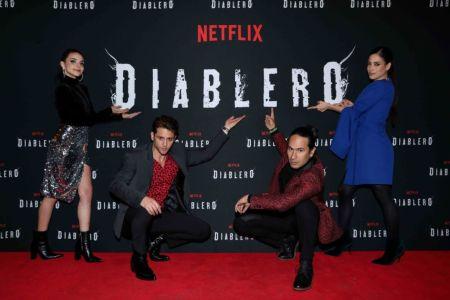 Los protagonista de Diablero se apoderan de las calles de la Cuidad de México