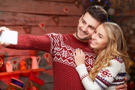 Recomendaciones para obtener las mejores fotos navideñas desde tu cel