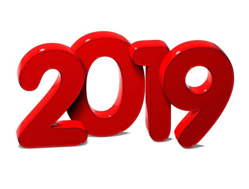 Resultado de imagen de año 2019