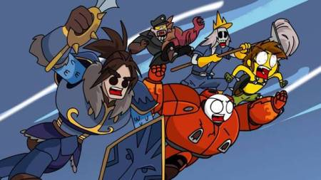 "Episodio ""Heroes of the Storm"" de la serie animada Vete a la Versh ¡ya disponible!"