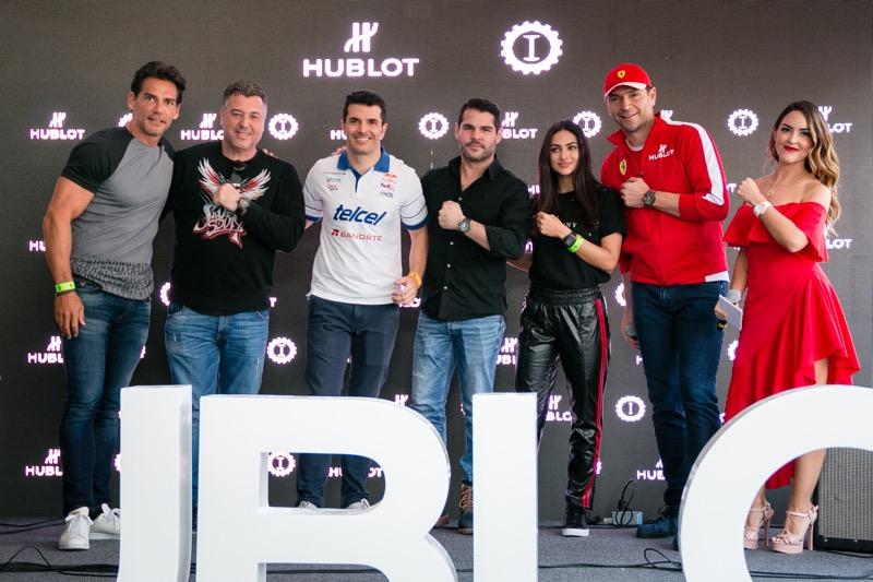 Hublot presento el nuevo Big Bang unico Squadra Corse edición limitada - hublot-big-bang-unico-squadra-corse