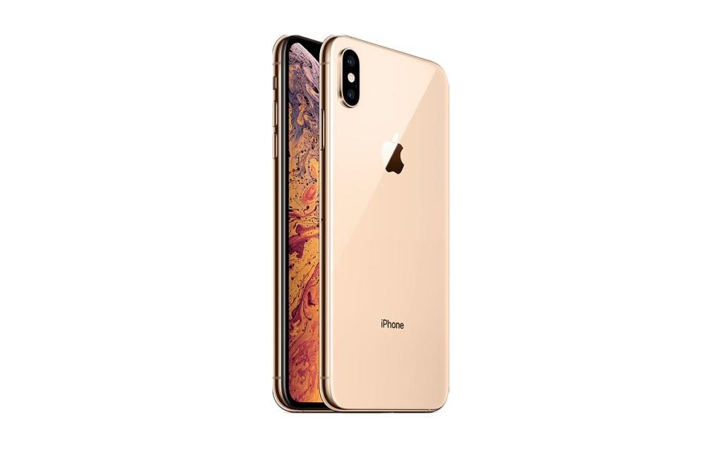 Qualcomm pide al gobierno de China bloquear ventas de los iPhone Xs y Xs Max - iphone-xs-max-gold