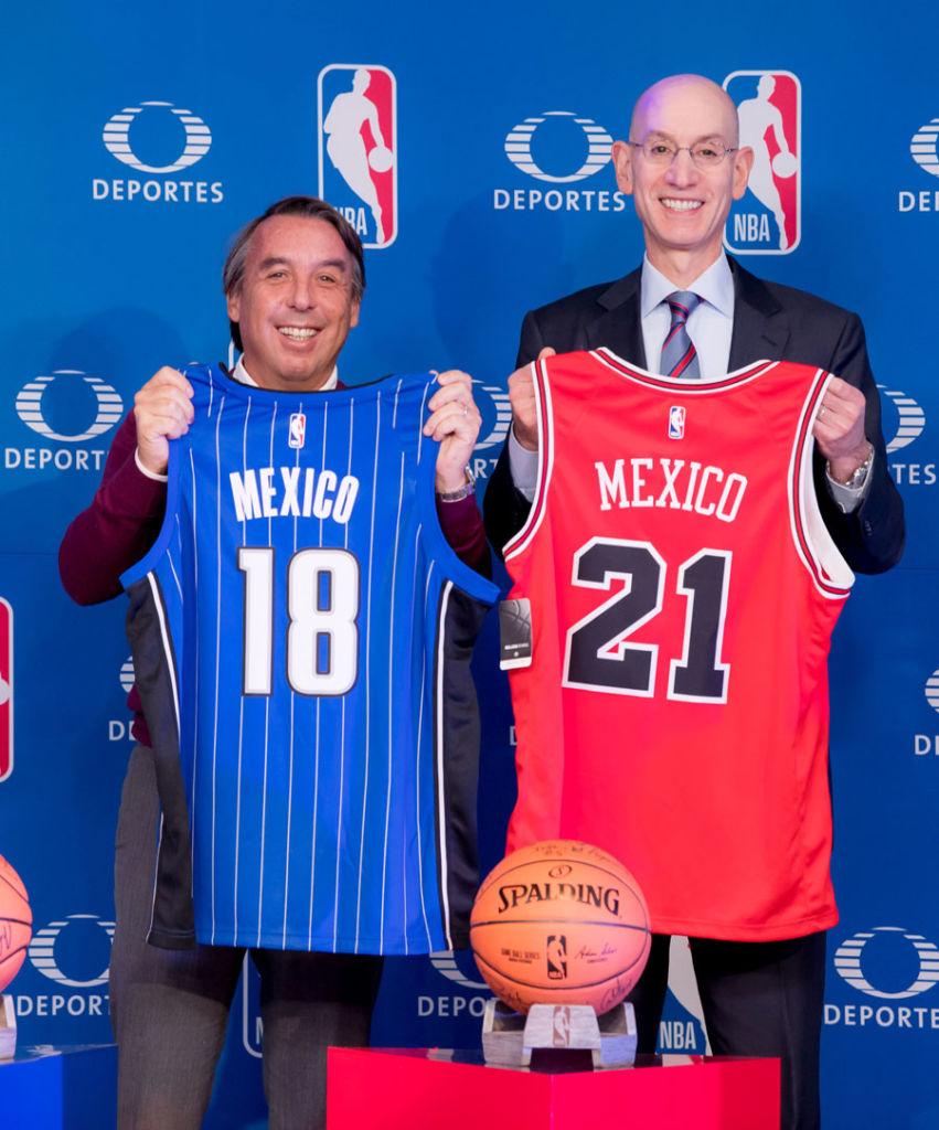 Juegos de la NBA seguirán transmitiéndose en México por Televisa - juegos-nba-televisa