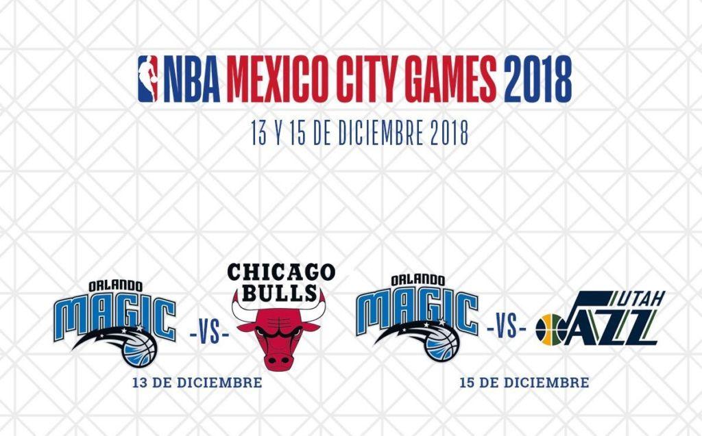 Orlando vs Toros de Chicago, NBA México 2018 ¡En vivo por internet! - orlando-vs-toros-de-chicago-nba-mexico-2018