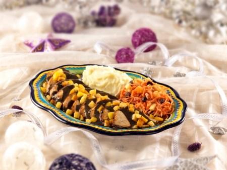 Los platillos tradicionales en las fiestas decembrinas y su gran herencia culinaria - pavo
