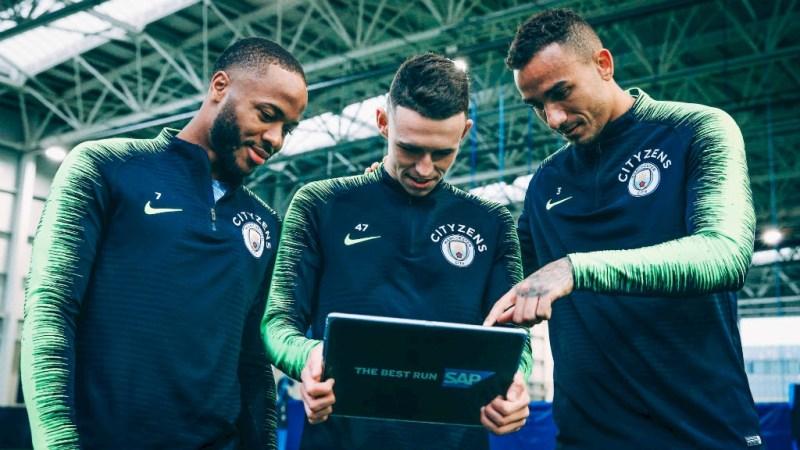 SAP y el Manchester City llevan por primera vez la tecnología al terreno de juego - sap-manchester-800x450