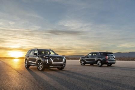 Hyundai Motor presenta la totalmente nueva SUV Palisade 2020