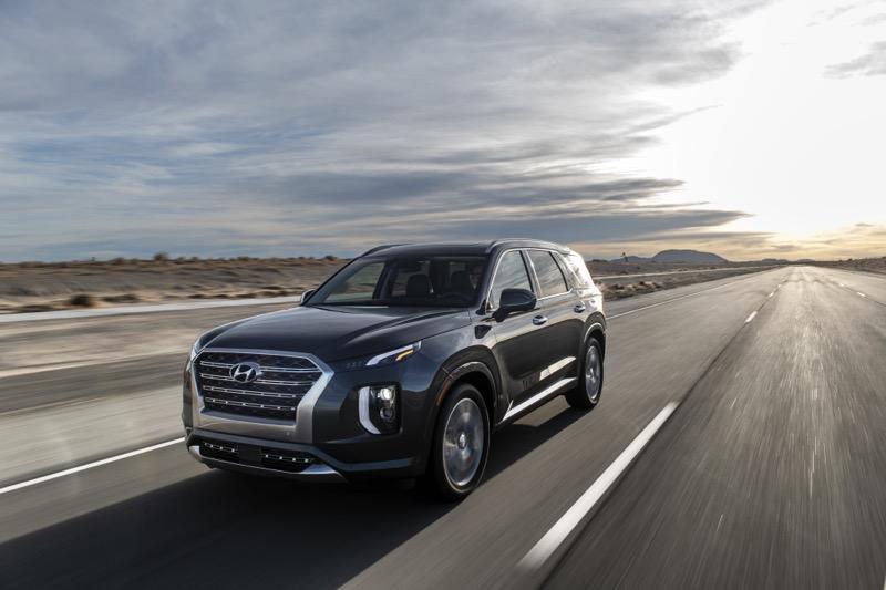 Hyundai Motor presenta la totalmente nueva SUV Palisade 2020 - suv-palisade-2020-hyundai-800x533