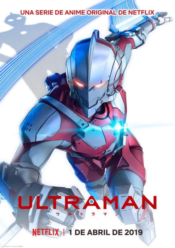 Los contenidos destacados Anime 2019 en Netflix - ultraman_-566x800