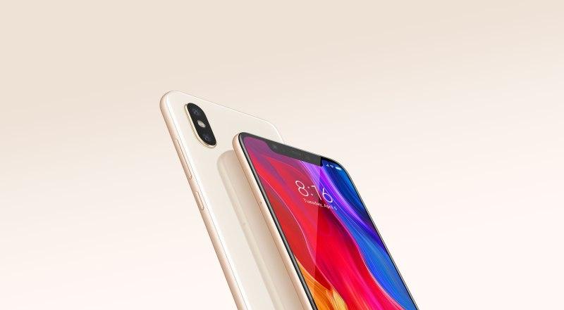 Los Xiaomi Mi 9 y Mi Mix 4 incluirán triple cámara - xiaomi-mi-8-gold