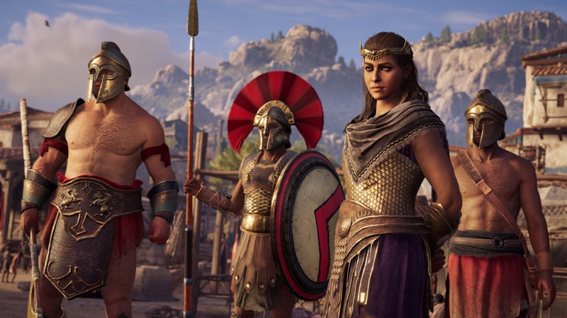 El segundo episodio de Assassin's Creed Odyssey: Legacy of The First Blade ¡ya disponible! - 1-segundo-episodio-de-assassins-creed-odyssey-legacy-of-the-first-blade_1