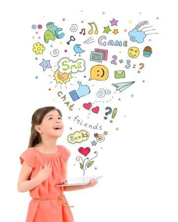 Las apps como herramientas de aprendizaje en los niños