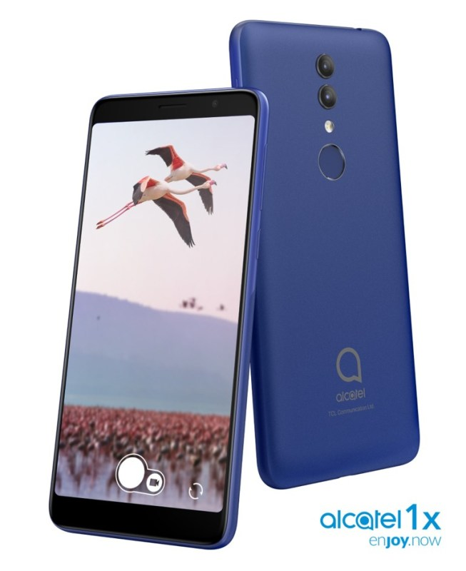 CES 2019: TCL presenta oficialmente su nueva serie de smartphones Alcatel 1 - ces19_alcatel-1x