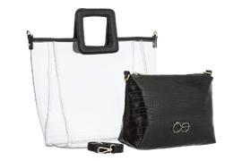 Colección Cloe 2019, empieza el año con mucho estilo - cloe-bolsa-negra