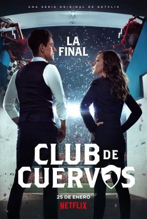 Netflix lanza el tráiler de la cuarta y última temporada de Club de Cuervos