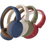 Energy Headphones 2 Bluetooth, nuevos auriculares Bluetooth con diseño circumaural