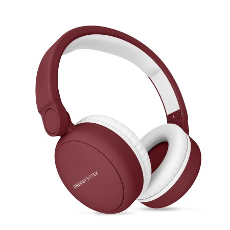 Energy Headphones 2 Bluetooth, nuevos auriculares Bluetooth con diseño circumaural - energy-headphones-2-bluetooth_rojo-450x450