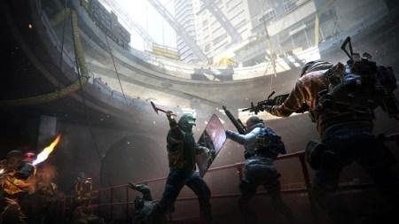 ¿Cómo sobrevivir a la epidemia en Tom Clancy's the Division 2?