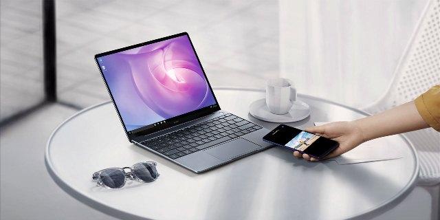 CES 2019: Huawei presenta la nueva MateBook 13 - huawei-matebook-13