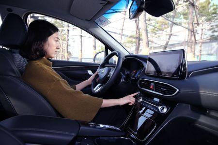 Hyundai revela la primera tecnología inteligente de huellas dactilares y de carga automatizada