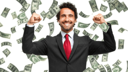 Hazte rico en 8 pasos