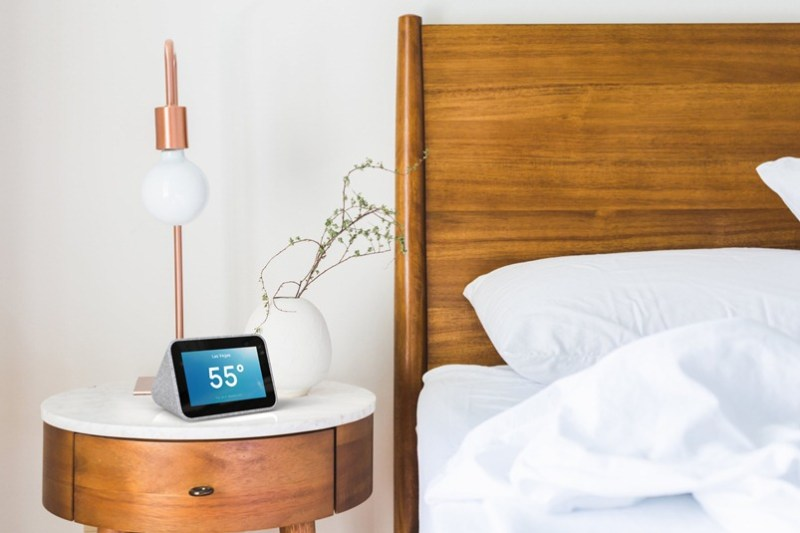 Las novedades que presentó Lenovo en el CES 2019 - lenovo_smart_clock_4