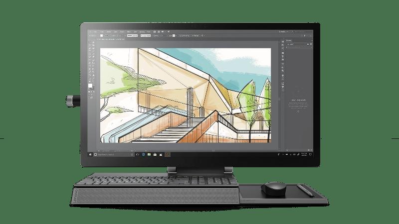 Las novedades que presentó Lenovo en el CES 2019 - lenovo_yoga_a940_1