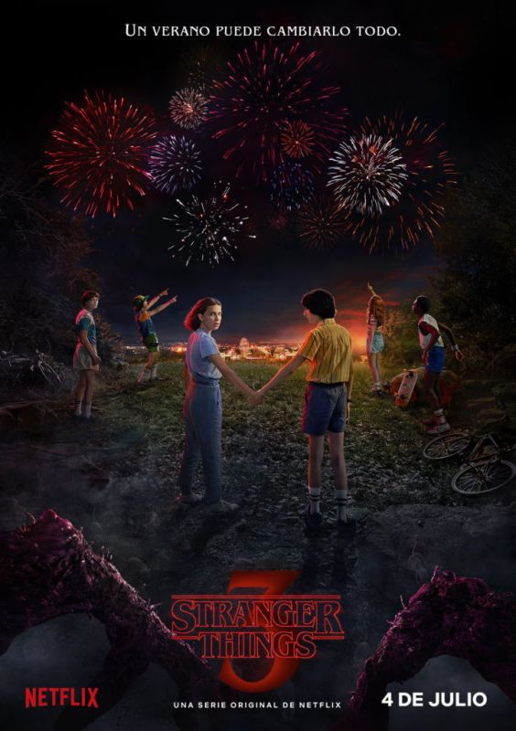 Netflix anuncia la fecha de estreno de Stranger Things 3 - stranger-things-3-1-564x800