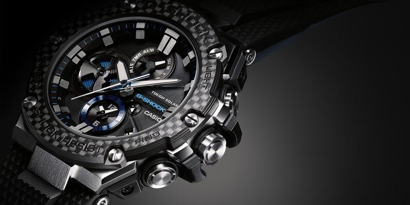 Colección G-STEEL Connected, la primera serie de relojes híbridos de G-SHOCK - coleccion-g-steel-connected_1-800x400