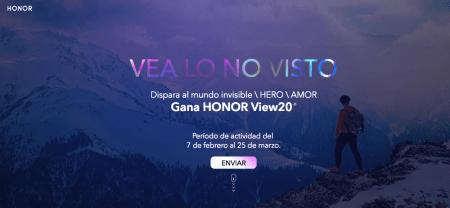 HONOR lanza desafío fotográfico para exhibir las posibilidades de la cámara de 48 MP del HONOR View20