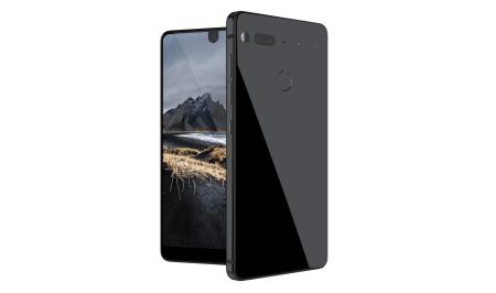 El Essential Phone 2 tantea la posibilidad de colocar su cámara frontal debajo de la pantalla