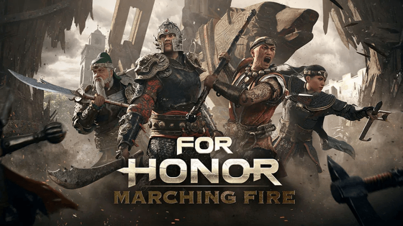 Conoce a los fieros héroes Wu Lin por tiempo limitado con For Honor Trial Hero - for-honor-trial-hero