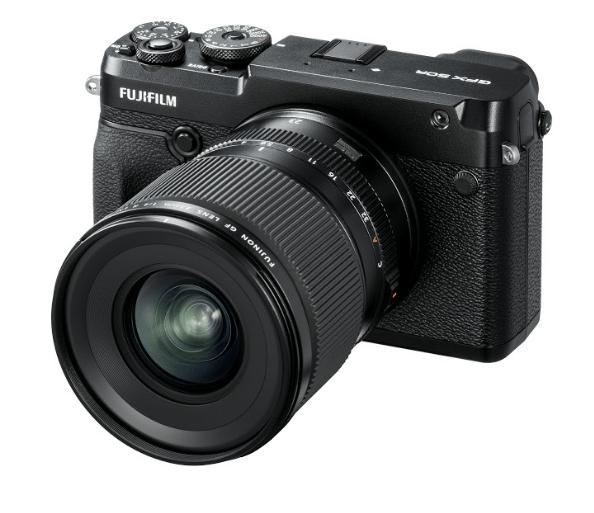 Fujifilm lanza la nueva cámara GFX 50R ¡ya disponible en México! - fujifilm_gfx_50r_02