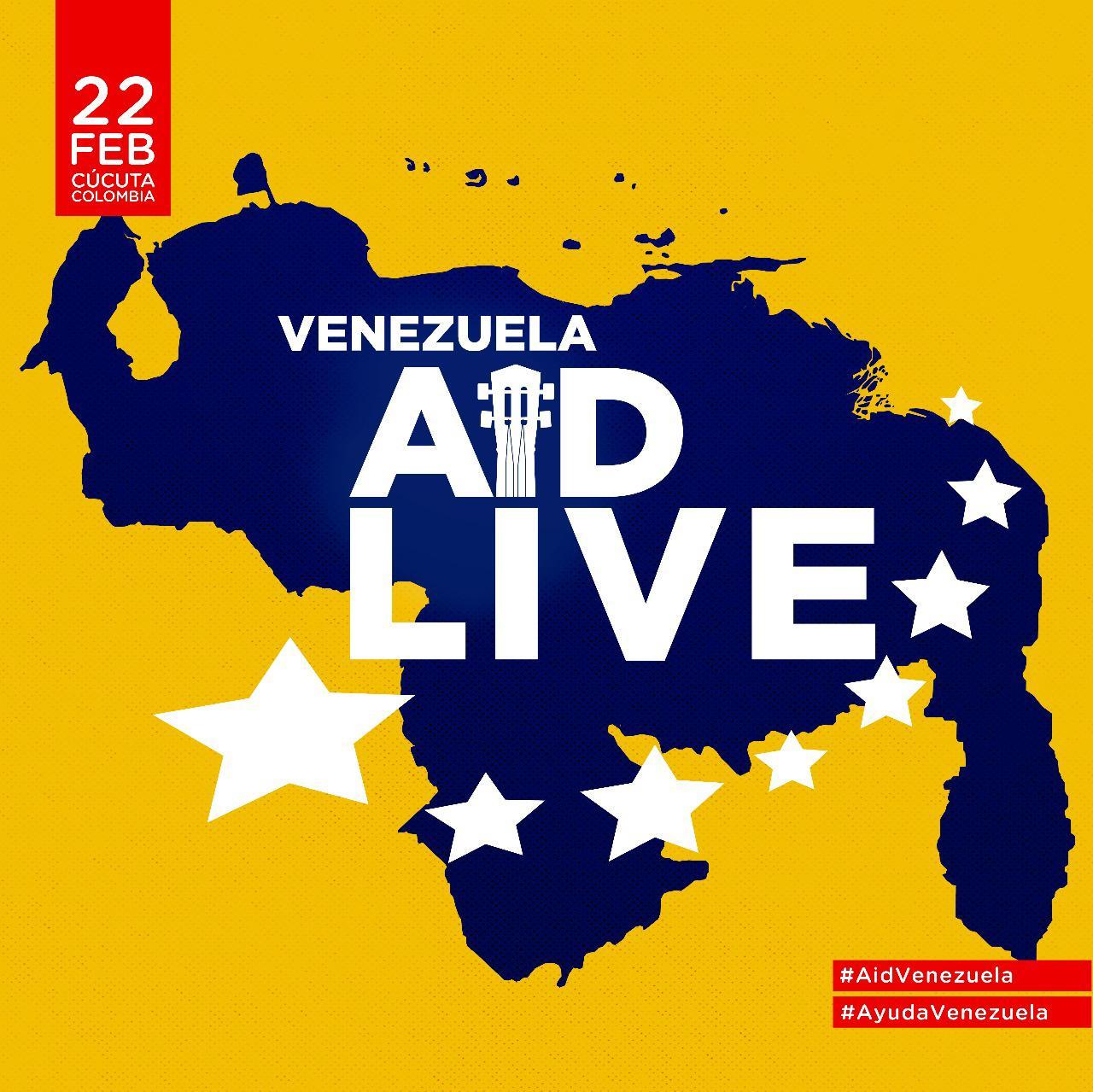 Ellos son los mexicanos que se presentaran en Venezuela Aid Live