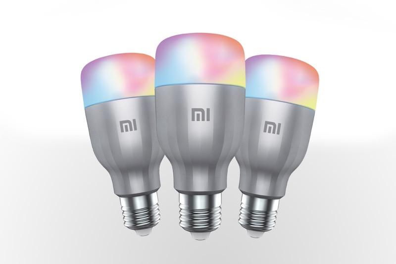 MWC 2019: Xiaomi presenta sus smartphones insignia Mi MIX 3 5G y Mi 9 - mi-led-smart-bulb-white-and-color_08