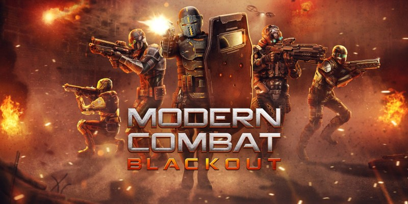 Modern Combat Blackout ¡ya disponible para Nintendo Switch! - modern-combat-blackout-nintendo-switch