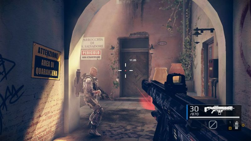 Modern Combat Blackout ¡ya disponible para Nintendo Switch! - modern-combat-blackout-switch_3