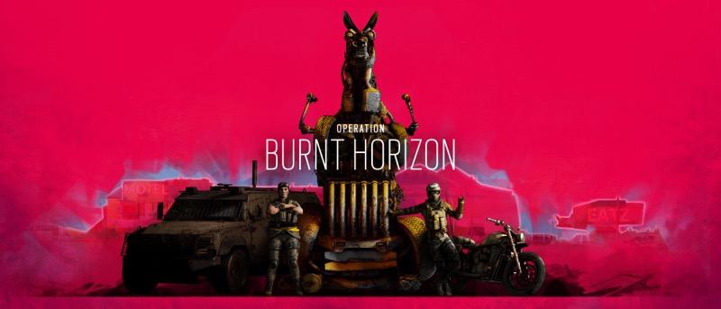 "Se revelan los detalles de ""Operation Burnt Horizon"", Tom Clancy's Rainbow Six Siege - operation-burnt-horizon"