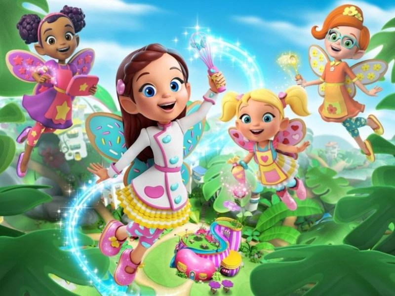 Nickelodeon Latinoamérica estrena nueva serie Preescolar Butterbean's Café - serie-preescolar-butter-beans-cafe-800x600