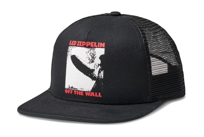 Vans y Led Zeppelin lanzan colección de calzado y apparel de edición limitada - sp19_vans-led-zeppelin_wht