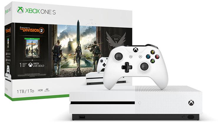 Revelan los detalles de los bundles exclusivos de Tom Clancy's The Division 2 para Xbox One - ubisoft-y-microsoft